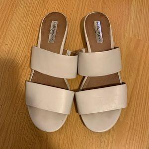 Halogen sandals
